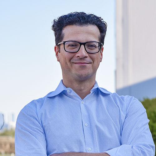 Rick Villanueva, Development