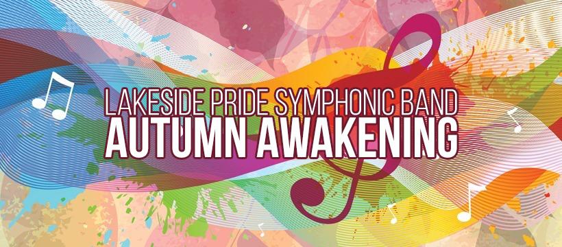Lakeside Pride's Autumn Awakening promotional artwork